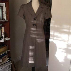 Vintage Cap Sleeve Dress